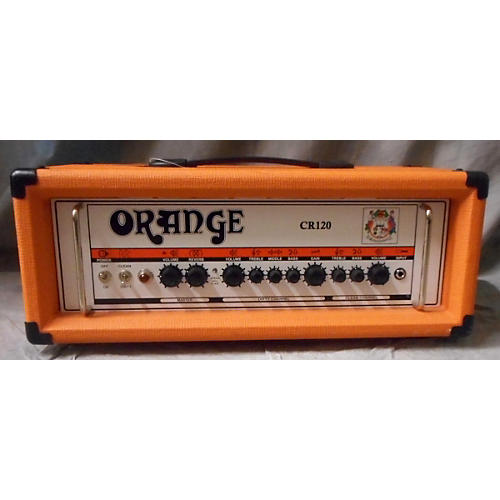 Orange Amplifiers CR120H Crush Pro 120W Solid State Guitar Amp Head-thumbnail
