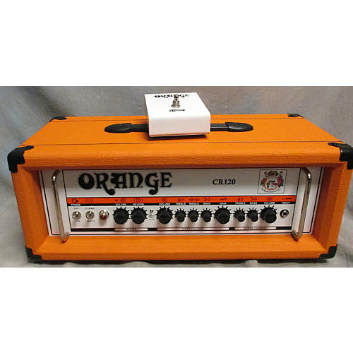 used orange amplifiers cr120h crush pro 120w solid state guitar amp head guitar center. Black Bedroom Furniture Sets. Home Design Ideas