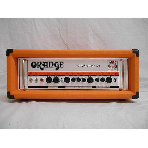 used orange amplifiers cr120h crush pro 120w solid state guitar amp head guitar center. Black Bedroom Furniture Sets. Home Design Ideas