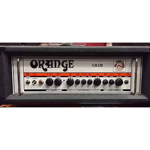 Orange Amplifiers CR120H Solid State Guitar Amp Head-thumbnail