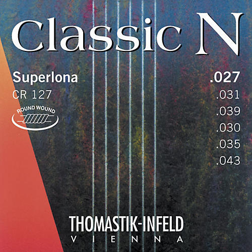 Thomastik CR127 Classic N Nylon Guitar Strings-thumbnail