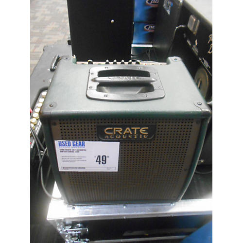Crate CR15 Acoustic Guitar Combo Amp