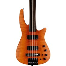 NS Design CR5 RADIUS Fretless Bass Guitar