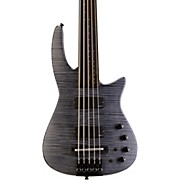 NS Design CR5 RADIUS Fretless Bass Guitar