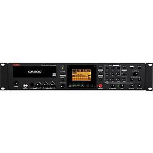 Fostex CR500 CD-R/RW Master Recorder by Fostex