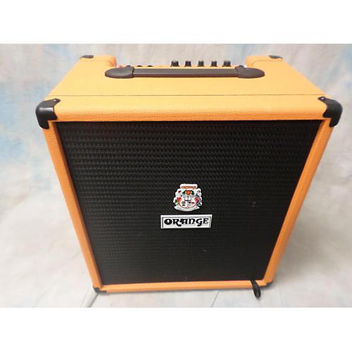 used orange amplifiers cr50bxt 1x12 50w bass combo amp guitar center. Black Bedroom Furniture Sets. Home Design Ideas