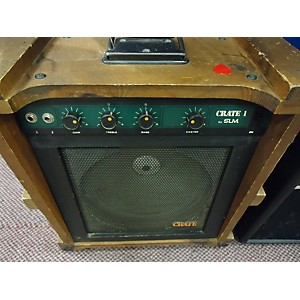 Pre-owned Crate CRATE 1 Guitar Combo Amp by Crate