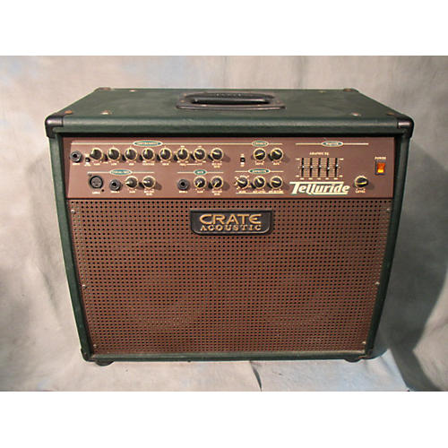 Crate CRATE ACOUSTIC AMP TELLURIDE Guitar Power Amp-thumbnail