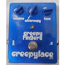 Creepy Fingers Effects CREEPY FACE Effect Pedal