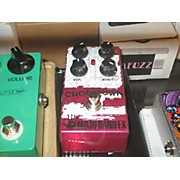 Mojo Hand FX CROSSTOWN FUZZ Effect Pedal