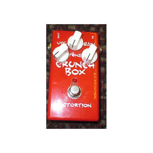 MI Audio CRUCH BOX DISTORTION Effect Pedal