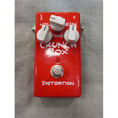 MI Audio CRUNCHBOX Effect Pedal