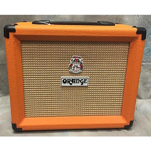 used orange amplifiers crush 20rt 20w guitar combo amp guitar center. Black Bedroom Furniture Sets. Home Design Ideas