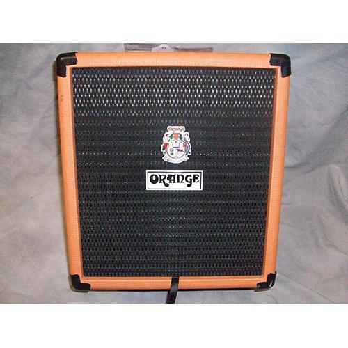 Orange Amplifiers CRUSH 25BX AMP COMBO A BASS
