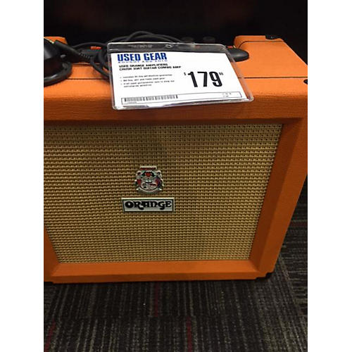 Orange Amplifiers CRUSH 35RT Guitar Combo Amp-thumbnail