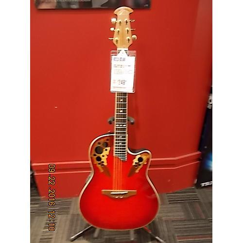 Ovation CS 257 Acoustic Guitar-thumbnail