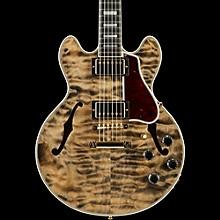 Gibson Custom CS-356 3A Quilt Semi-Hollowbody Electric Guitar Cobra Burst