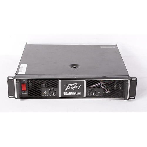 Peavey CS 4080HZ Power Amplifier-thumbnail