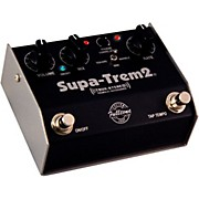 Fulltone Custom Shop CS Supa-Trem2 Stereo Tremolo w/Tap Tempo Guitar Effects Pedal