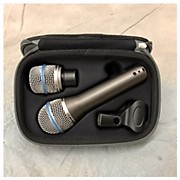 Samson CS1/CS2 Dynamic Microphone