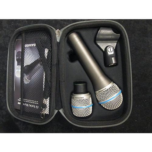 Samson CS1/CS2 Recording Microphone Pack