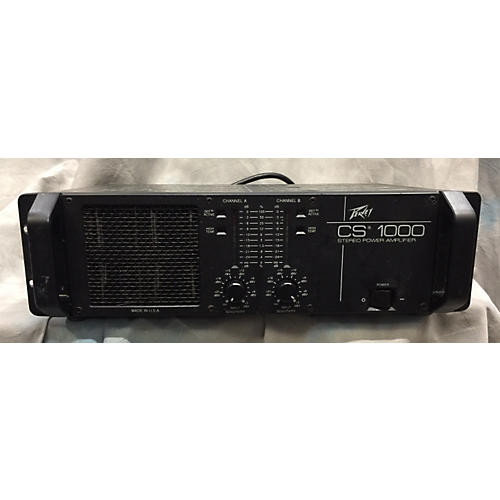Peavey CS1000 Power Amp