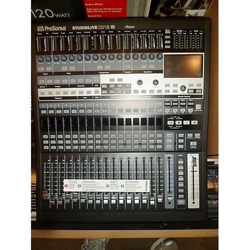 Presonus CS18AI Digital Mixer
