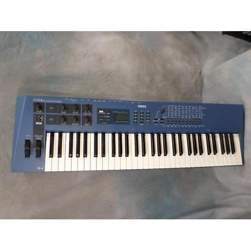 Used yamaha cs1x synthesizer guitar center for Yamaha cs1x keyboard