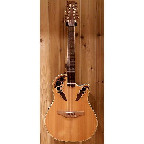 Ovation CS245 12 String Acoustic Guitar-thumbnail