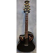 Ovation CS247 Left-Handed Acoustic Electric Guitar