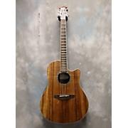 Ovation CS24PFKOA Celebrity Standard Plus Figured Koa Acoustic Electric Guitar