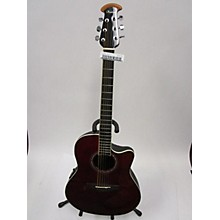 Ovation CS28RR Celebrity Acoustic Electric Guitar
