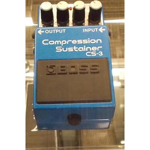 Boss CS3 Compressor Sustainer Effect Pedal
