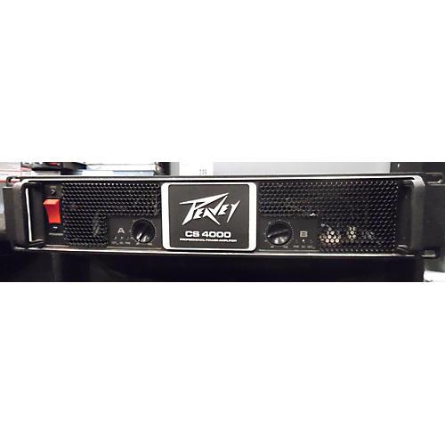 Peavey CS4000 Power Amp-thumbnail