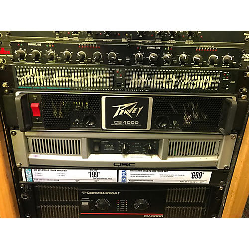 Peavey CS4000 Power Amp