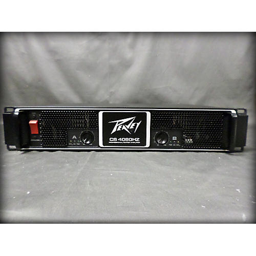 Peavey CS4080HZ Power Amp-thumbnail