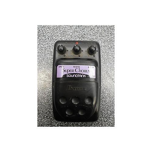 Ibanez CS5 Super Chorus Soundtank Effect Pedal