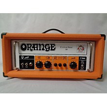 Orange Amplifiers CS50 Custom Shop 50W Tube Guitar Amp Head