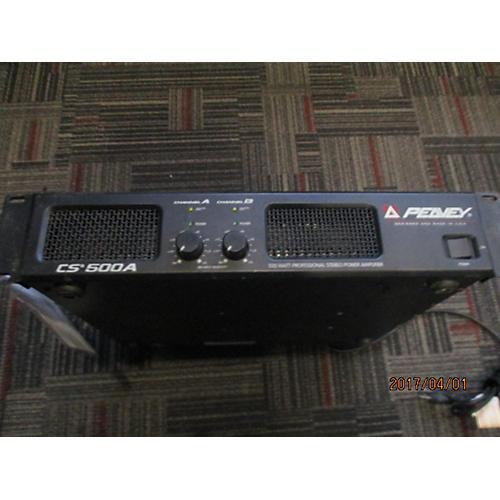 Peavey CS500A Power Amp-thumbnail