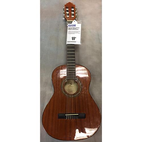 Greg Bennett Design by Samick CS6-1 Classical Acoustic Guitar
