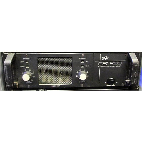 Peavey CS800 800W Power Amp-thumbnail