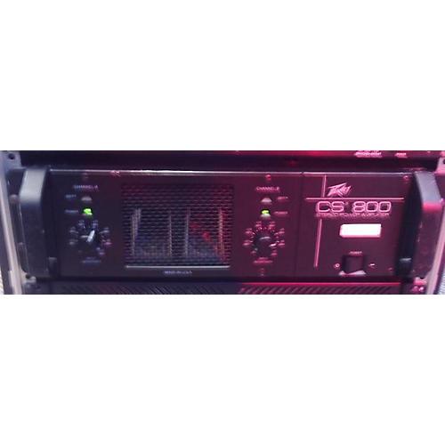 Peavey CS800 800W Power Amp-thumbnail