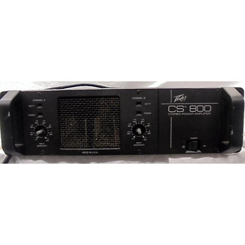 Peavey CS800 800W Power Amp
