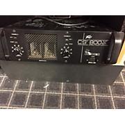 Peavey CS800X 600W X2 Power Amp