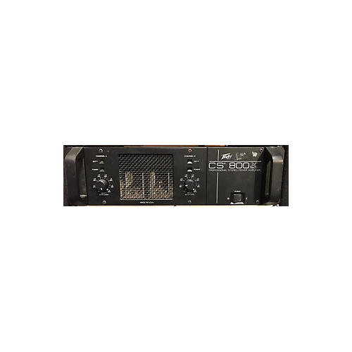 Peavey CS800X 600W X2 Power Amp-thumbnail