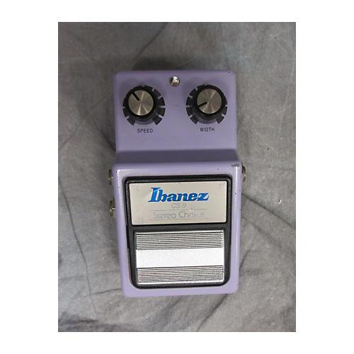 Ibanez CS9 Stereo Chorus Effect Pedal-thumbnail