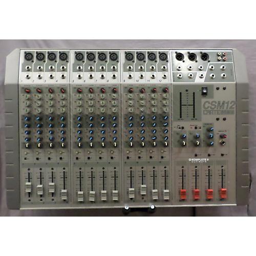 Crate CSM12 Unpowered Mixer