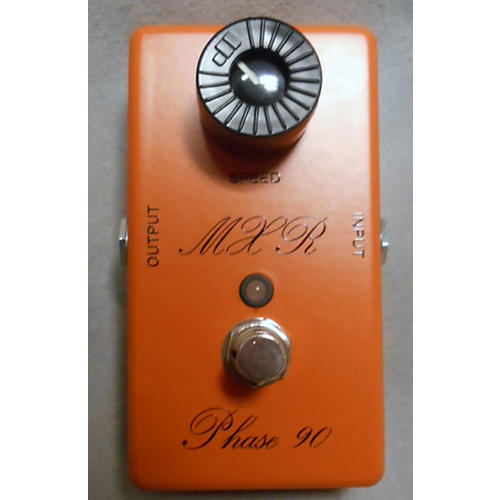 MXR CSP101SL Custom Shop Phase 90 With Led Effect Pedal-thumbnail