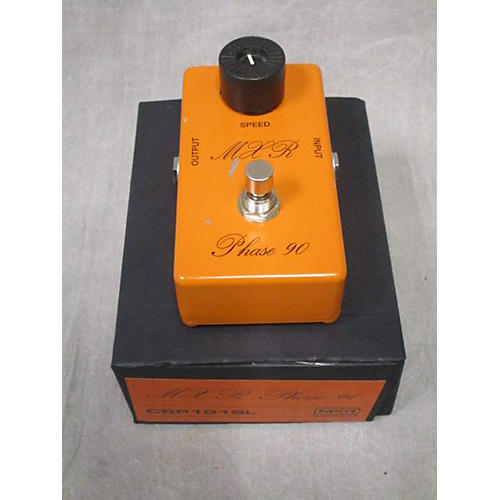 MXR CSP101SL Custom Shop Phase 90 With Led Effect Pedal