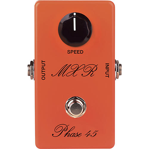 MXR Custom Shop CSP105 Vintage '75 Phase 45 Phaser Guitar Effects Pedal-thumbnail